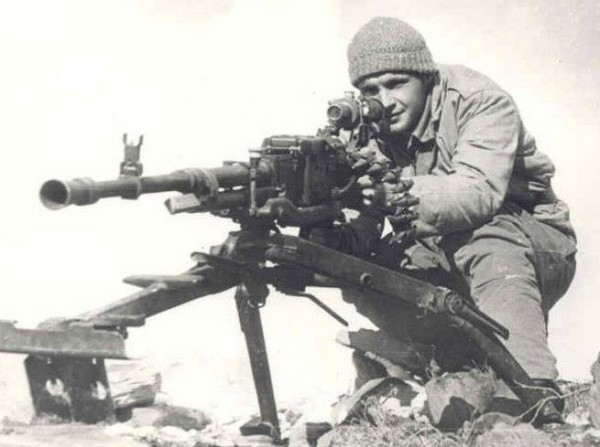 Russian NSV 12.7mm machine gun 02