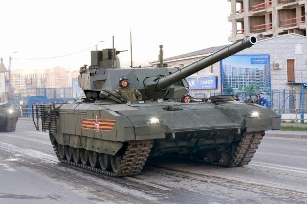 Russian T-14 Armata 06