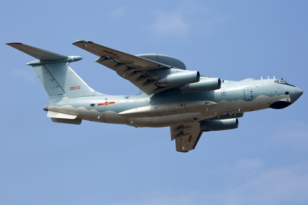 Chinese KJ2000 AEWC 01
