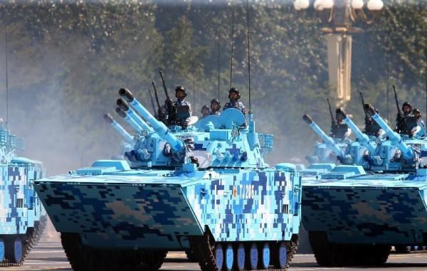ZLT05 amphibious assault vehicle