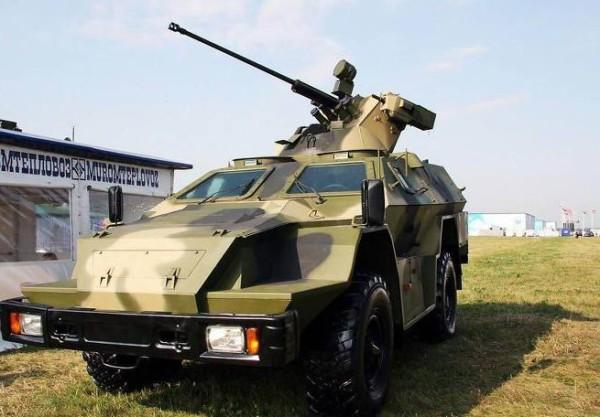 Russian BPM-97 4x4 04