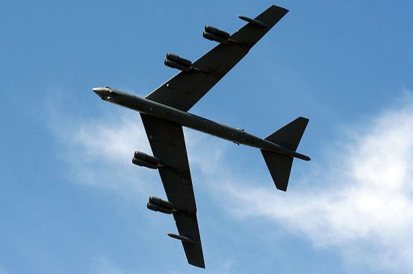 US B-52 Stratofortress 02