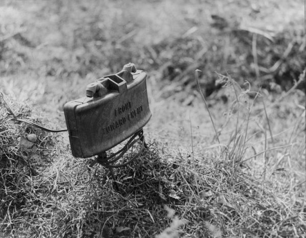 US Claymore mine
