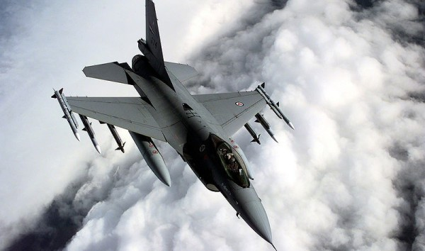 US F-16A from Norway