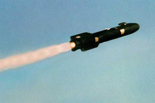 US Hellfire missile