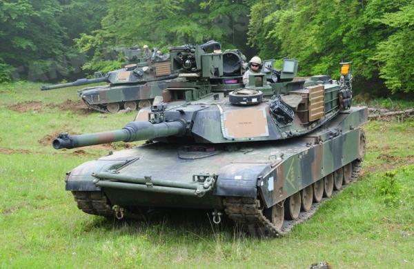 US M1A2 SEPv2 Abrams MBT