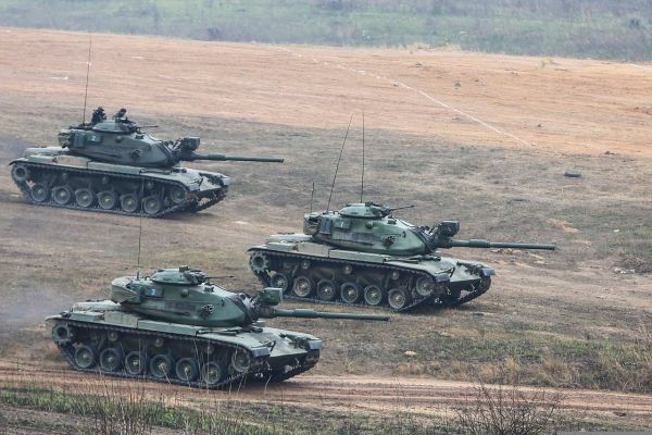US M60A3 MBT 02