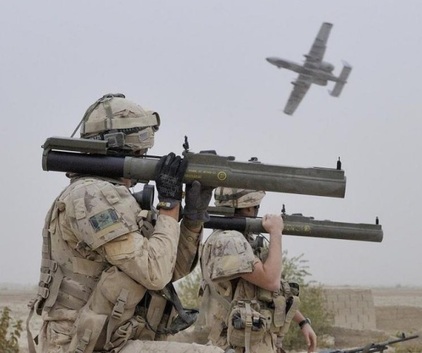 US M72 LAW