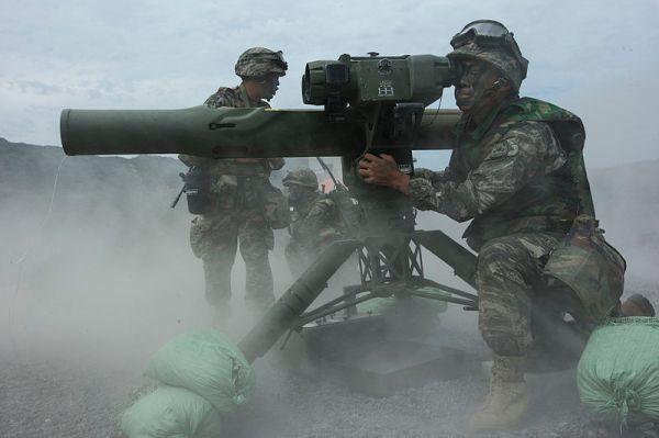 US TOW missile 02