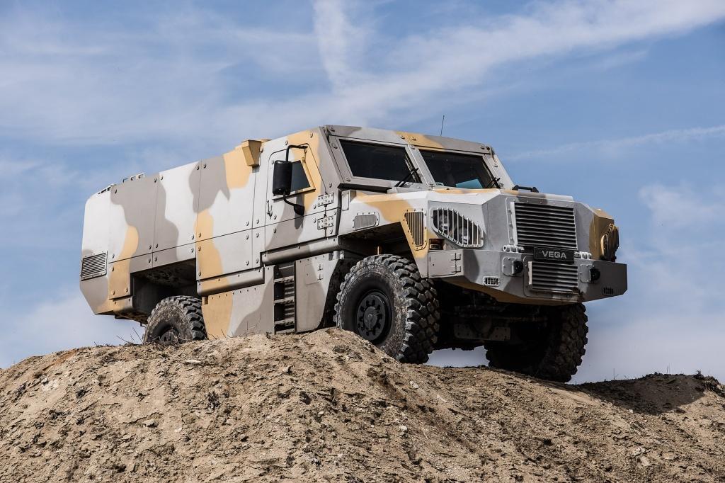 Armored Cars: SVOS VEGA | 21st Century Asian Arms Race