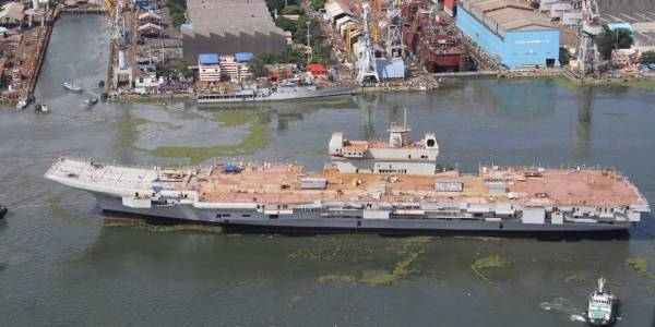 Indian INS Vikrant carrier 03