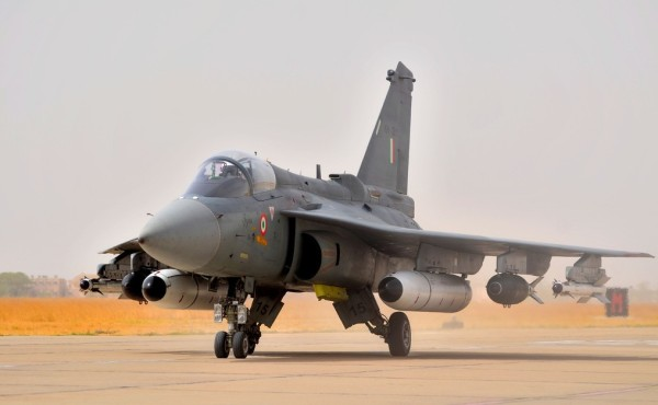 Indian Tejas LCA