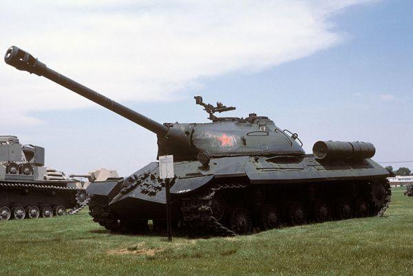 Soviet IS-3 tank