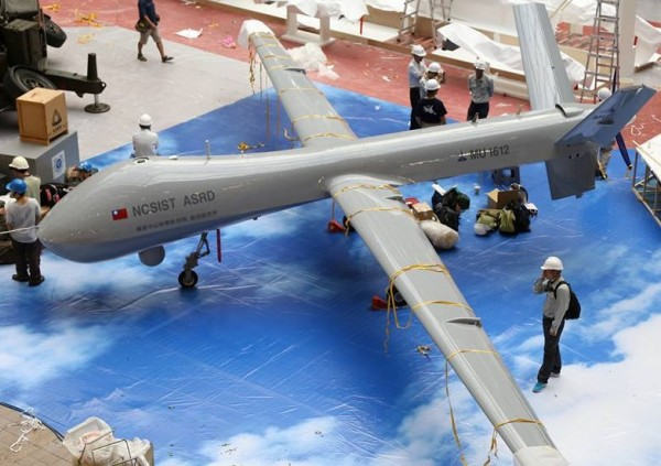 Taiwanese MALE UAV