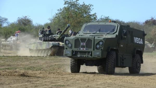 Czech SVOS armored car 02