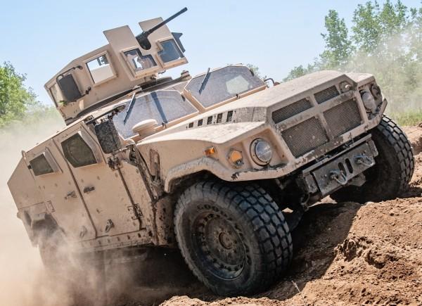 US AM General BRV-0 01