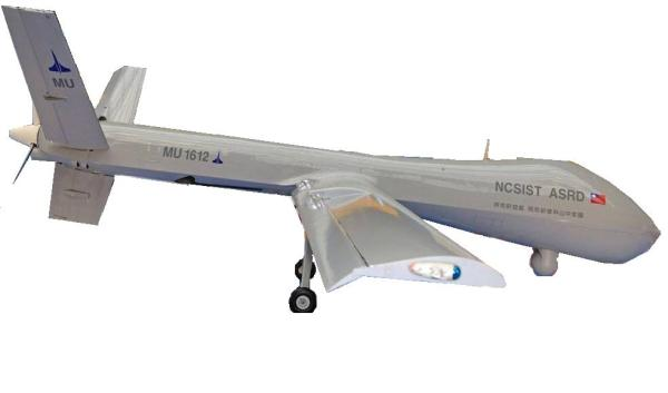 Taiwanese MALE UAV 02