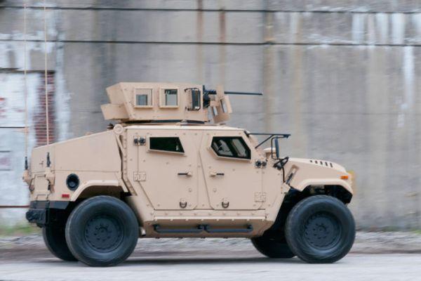 US AM General BRV-0 03
