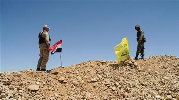 Lebanon Hezbollah flag