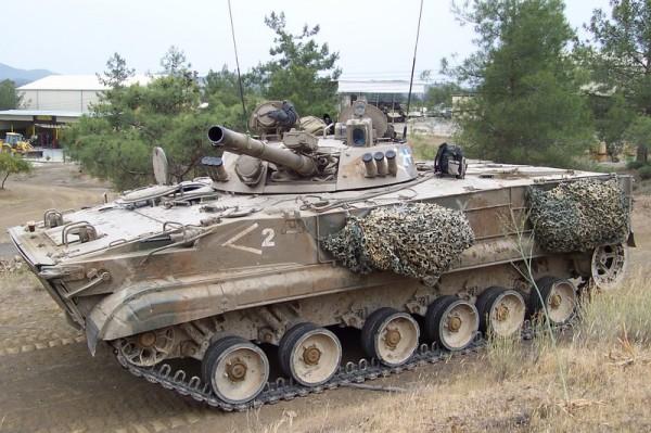 Russian BMP-3 APC 01