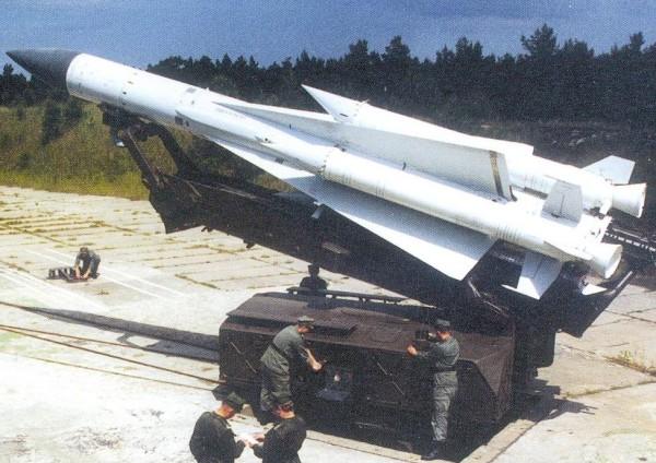 Russian S-200 SAM 01