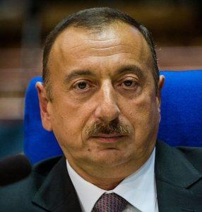 Azerbaijan President Aliyev