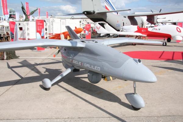 Italian Falco UAV 02