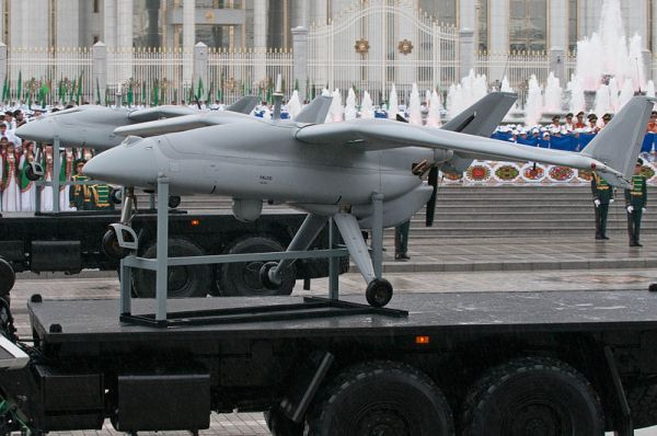 Italian Falco UAV 03