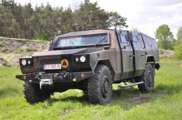 Polish Tur II 4x4 01