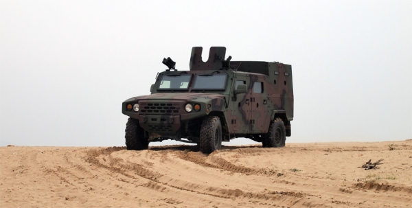South Korea Kia Light Tactical Vehicle 02