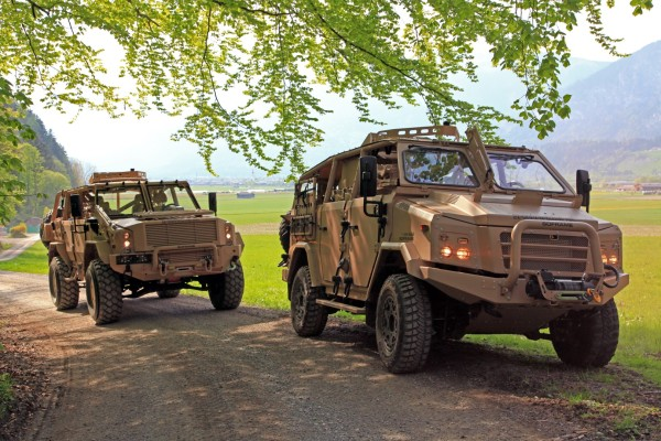 Austrian Achleitner Speedfighter 4x4