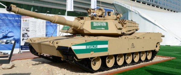 US M1A2S Abrams Saudi Arabia 01