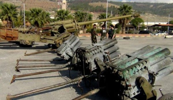 syrian-chinese-type-63-multi-rocket-launcher