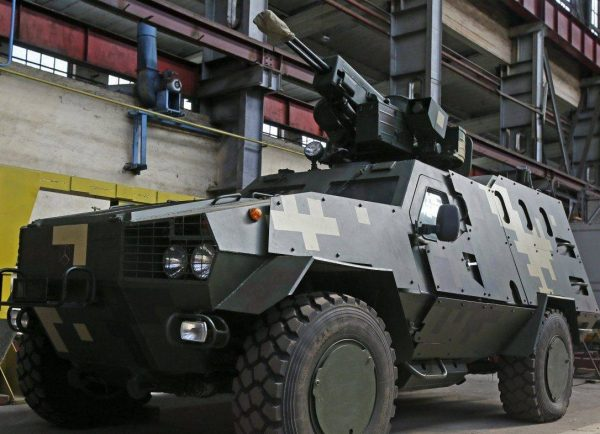 ukrainian-dozor-4x4-with-rws