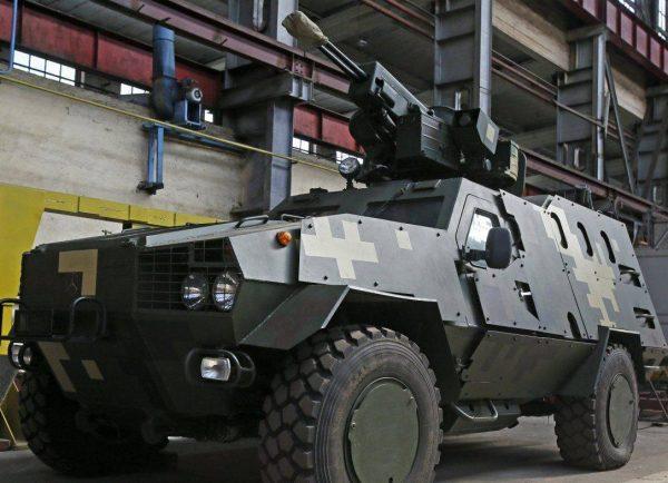 ukrainian-dozor-4x4-with-rws
