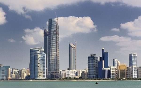uae-skyline-of-abu-dhabi