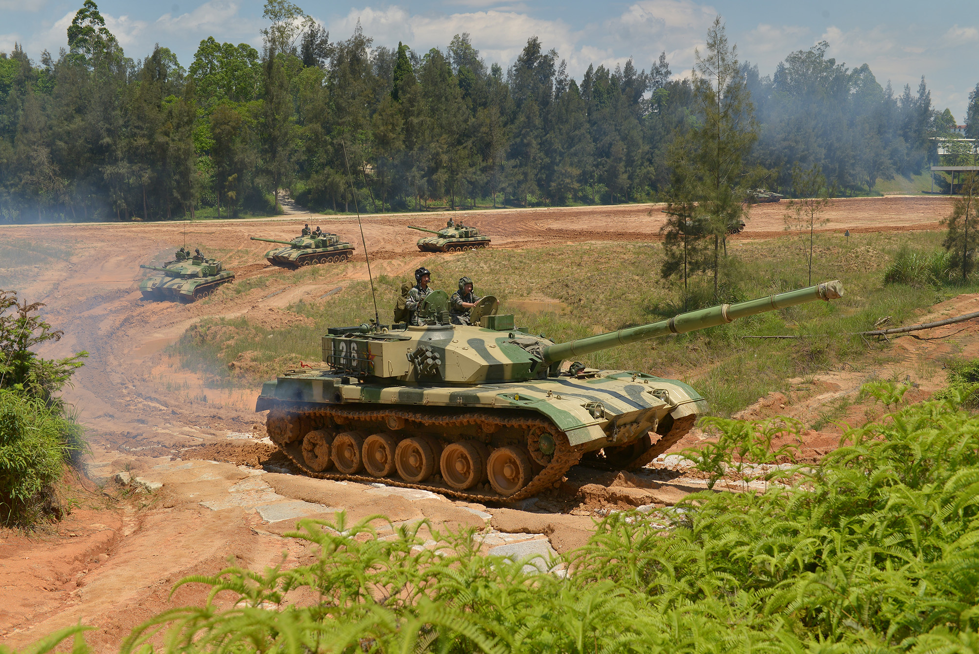 The Pla Loves Its Thousands Of Type 96 Tanks 21st