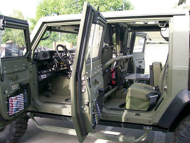 Armored Cars: Iveco Light Multirole Vehicle | 21st Century ...