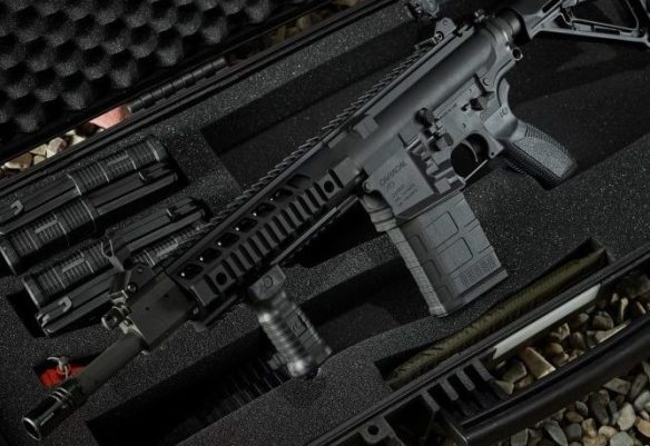 The Caracal 817AR Is The First True Arab Battle Rifle   21st