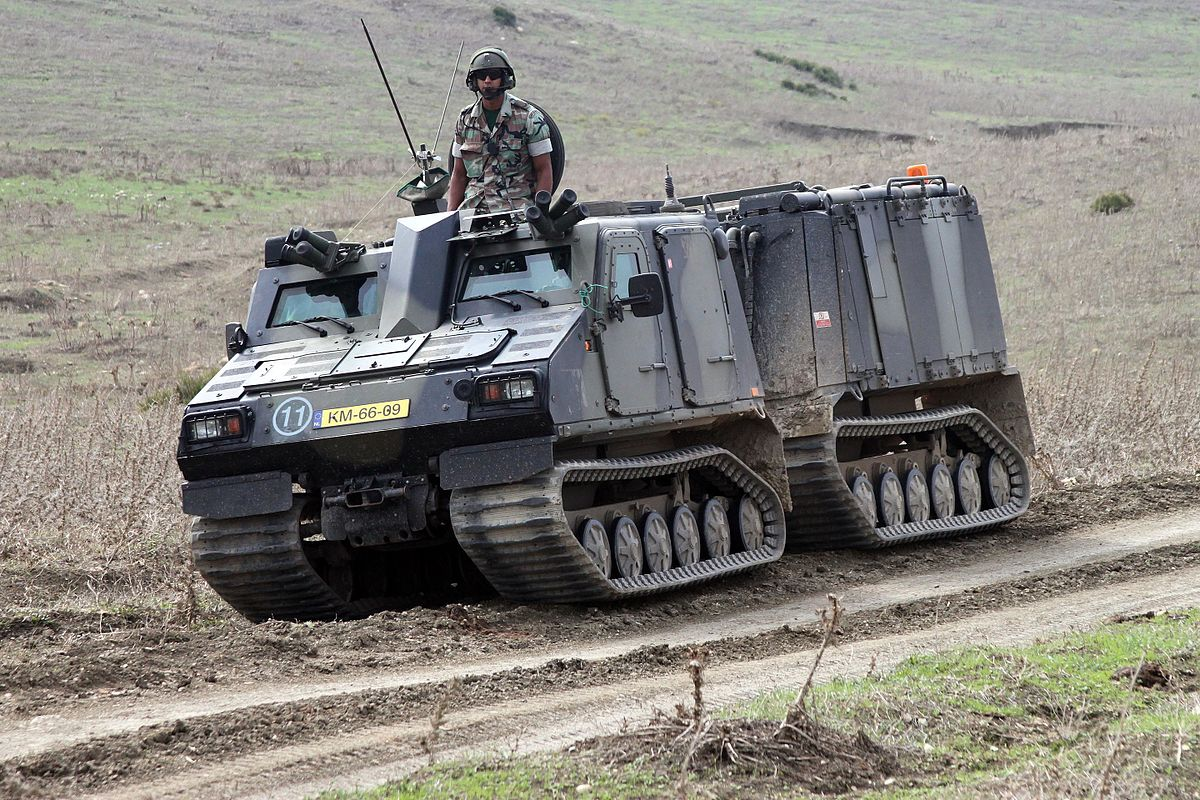 The Indian Army Is Looking For An Articulated APC | 21st Century