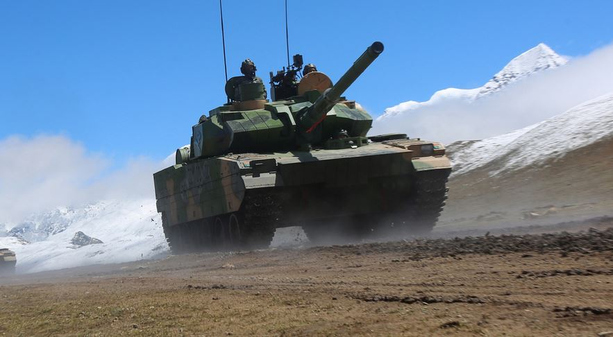 The Chinese PLA Have An Incredible Light Tank